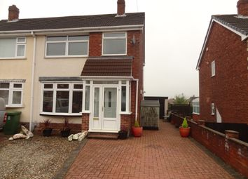 Thumbnail 3 bed semi-detached house for sale in Thornby Avenue, Wilnecote, Tamworth