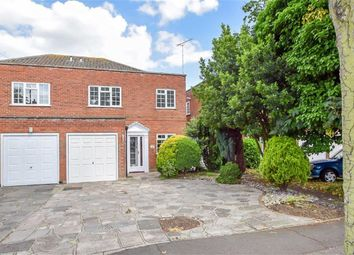 Thumbnail 4 bed semi-detached house for sale in Southbourne Grove, Westcliff-On-Sea, Essex