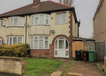 Thumbnail 3 bed semi-detached house to rent in Argyle Road, Blakenhall