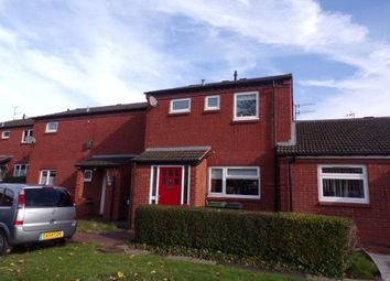 Thumbnail 3 bed terraced house for sale in Upperfield Close, Church Hill North, Redditch, Worcestershire