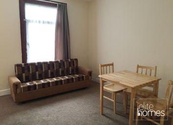 Thumbnail 1 bedroom flat to rent in Wood Street, Walthamstow