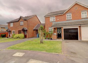 Thumbnail 3 bed semi-detached house for sale in Teal Close, Oxford