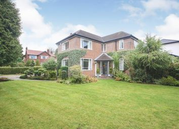 Thumbnail 4 bed detached house for sale in Hillcrest Road, Bramhall, Cheshire