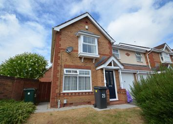 Thumbnail 3 bed end terrace house to rent in Greenacre Drive, Pontprennau, Cardiff
