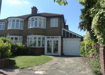 Thumbnail 4 bed semi-detached house to rent in Bramerton Road, Beckenham
