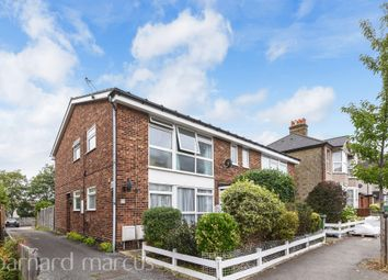 Thumbnail 2 bed flat for sale in Hampton Road, Worcester Park