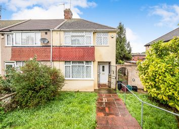 Thumbnail 3 bedroom semi-detached house for sale in Abbey Road, Belvedere