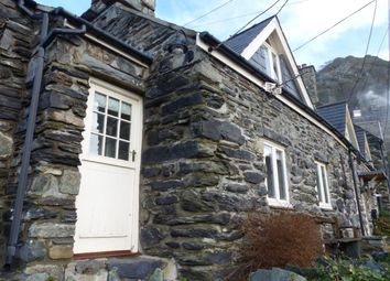 Thumbnail 1 bed cottage for sale in Ruskins Cottage, St Georges Terrace, Barmouth