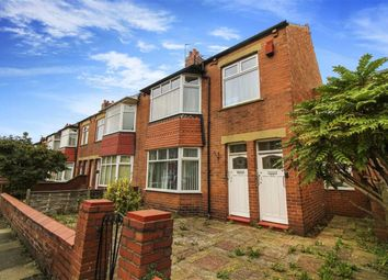 Thumbnail 3 bed flat for sale in Salisbury Avenue, North Shields, Tyne And Wear