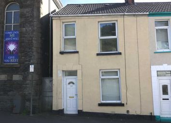 Thumbnail 3 bed end terrace house for sale in North Hill Road, Swansea