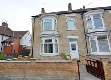 Thumbnail 3 bed end terrace house to rent in Redworth Road, Shildon, County Durham