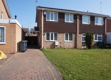 Thumbnail 3 bedroom semi-detached house for sale in Walcot Drive, Great Barr, Birmingham
