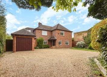 Thumbnail 4 bed detached house for sale in Huntingdon Road, Brampton, Huntingdon