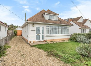 Thumbnail 2 bed detached bungalow for sale in Beech Avenue, Bracklesham Bay