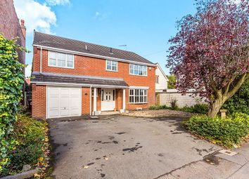 Thumbnail 4 bed detached house for sale in Priesthills Road, Hinckley