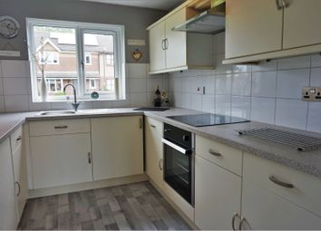 Thumbnail 2 bed flat for sale in Swarbrick Close, Blackpool