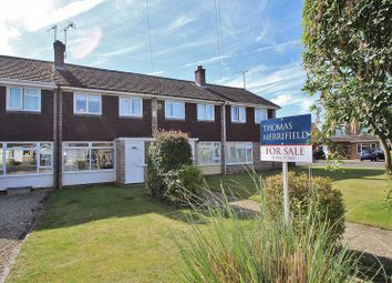 Thumbnail 3 bed terraced house for sale in Brookway, Long Hanborough, Witney