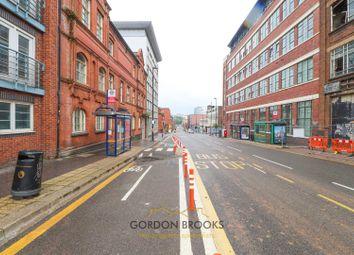 Thumbnail 1 bedroom flat for sale in Bradford Street, Deritend, Birmingham