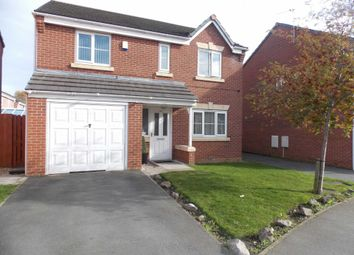 Thumbnail 4 bed detached house for sale in Papillon Drive, Aintree, Liverpool