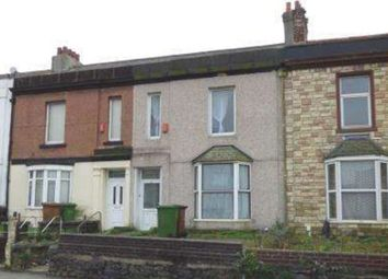Thumbnail 3 bedroom terraced house for sale in Cheltenham Place, Plymouth