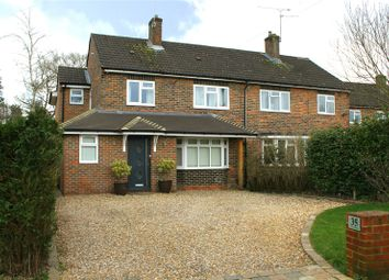 Rivermead Road, Camberley, Surrey GU15. 4 bed semi-detached house