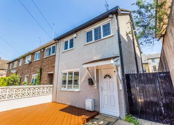 Thumbnail 3 bed end terrace house for sale in Carlile Close, London