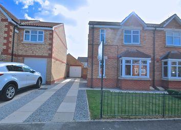 3 bed semi-detached house for sale in Peppleton Close, Hull, North Humberside HU7