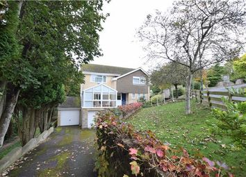 Thumbnail 4 bedroom detached house for sale in Ivy Bank Park, Bath, Somerset