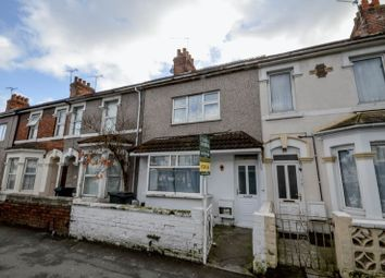 Thumbnail 3 bed terraced house for sale in Manchester Road, Swindon