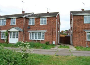 Thumbnail 3 bed semi-detached house to rent in Pickford Walk, Colchester