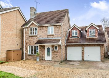 Thumbnail 5 bed detached house for sale in Ashtree Close, Swindon