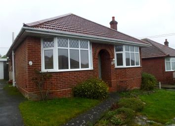 Thumbnail 2 bedroom bungalow to rent in Cowper Road, Southampton