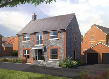 Thumbnail 4 bed detached house for sale in Hayne Farm, Hayne Lane, Gittisham, Honiton