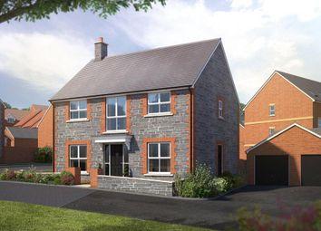 Thumbnail 4 bed detached house for sale in Hayne Farm, Hayne Lane, Gittisham, Honiton