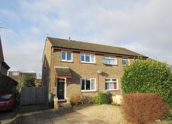 Thumbnail Semi-detached house for sale in Slade Close, Sully, Penarth