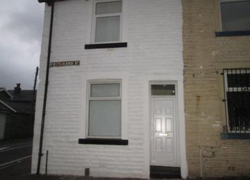 Thumbnail 2 bed end terrace house to rent in Pritchard Street, Burnley