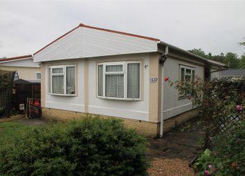 Thumbnail Mobile/park home for sale in Cranbourne Hall Park, Winkfield, Windsor