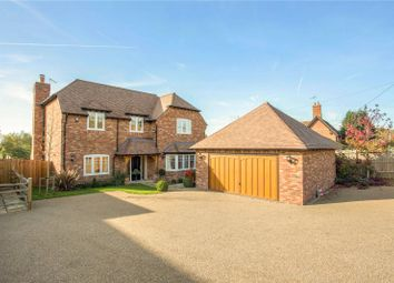 Thumbnail 5 bed detached house for sale in Lower Church Road, Sandhurst, Berkshire