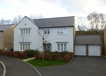 Thumbnail 5 bedroom detached house for sale in The Glade, Hayfield, Derbyshire