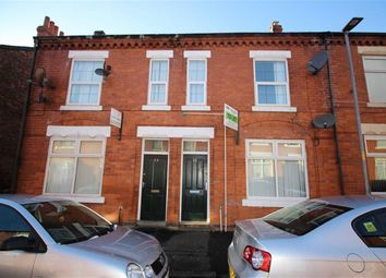 Thumbnail 1 bed terraced house to rent in Lytton Avenue, Manchester