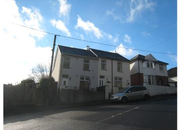 Thumbnail 3 bed semi-detached house for sale in Incline Road, Pontypool