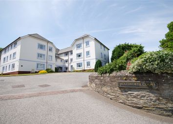 Thumbnail 1 bed flat for sale in Molesworth Court, Wadebridge