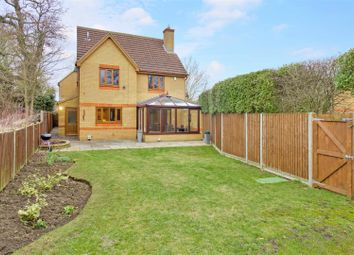 Thumbnail 4 bed detached house for sale in Tempsford, Sandy, Bedfordshire