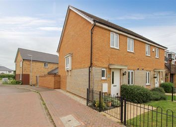 Thumbnail 3 bed end terrace house for sale in Dunnock Drive, Leighton Buzzard