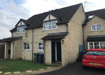 Thumbnail 2 bed terraced house to rent in Sedgefield Way, Chippenham
