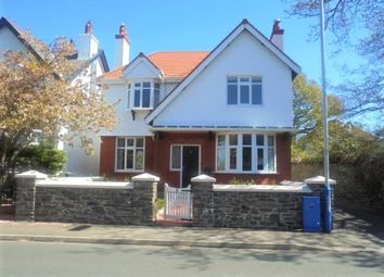 Thumbnail 4 bed detached house to rent in Sandford Villa, 8 Ballanard Road, Douglas
