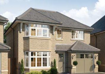 Thumbnail 4 bed detached house for sale in Stoney Bank Road, Huddersfield
