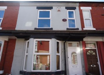 Thumbnail 3 bedroom terraced house for sale in Holst Avenue, Cheetham Hill