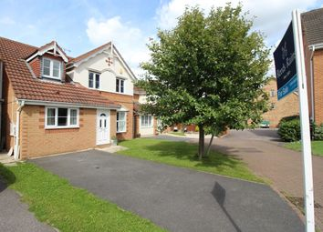 Thumbnail 3 bed detached house for sale in Fresh Meadows, Normanton