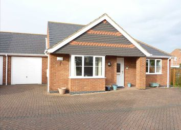Thumbnail 2 bedroom detached bungalow for sale in Nursery Gardens, Holton-Le-Clay, Near Grimsby